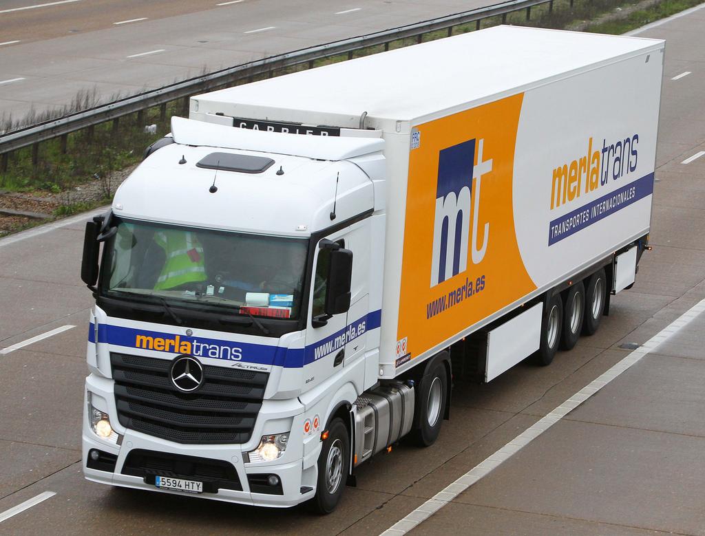 Transportes Murcia, Europa, Marruecos,, Camiones frigoríficos, transporte internacional Mercancías